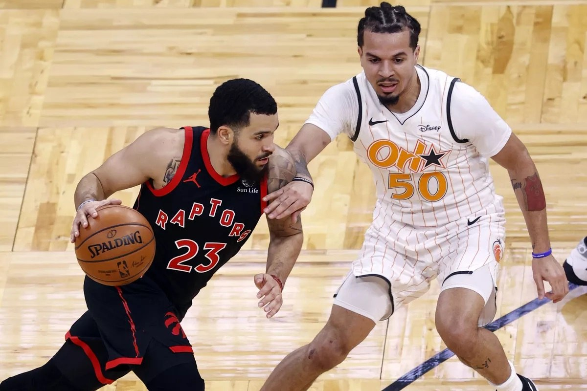 Fred VanVleet 54 Points Career-High Toronto Raptors NBA High Guys Nikola Jokic Damnian Lillard Malik Monk