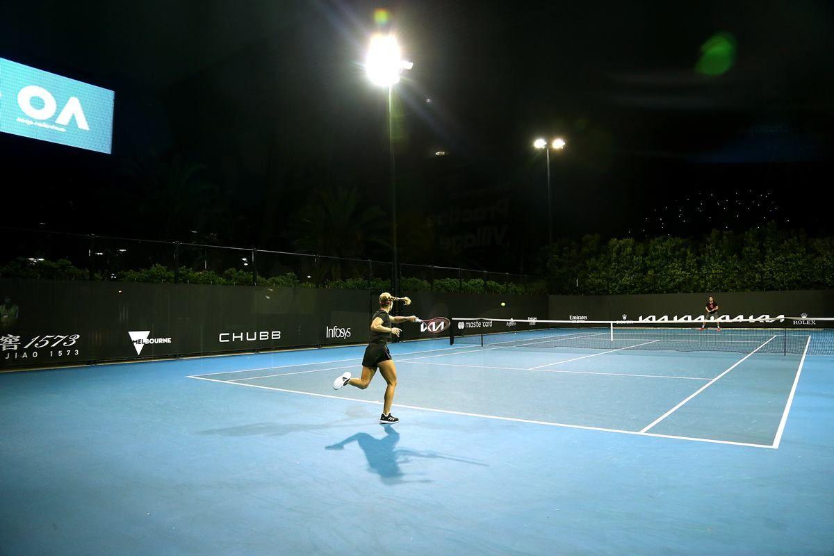 Australian Open COVID-19
