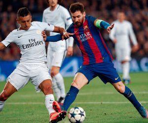 Barcelona PSG odds Champions League