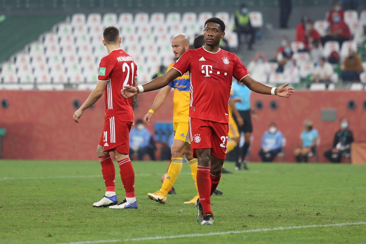Liga Champions peluang Bayern Lazio