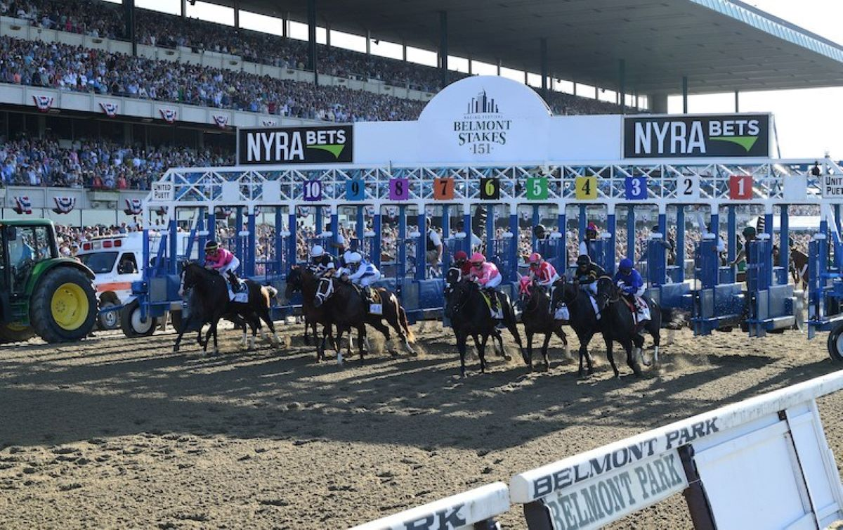 Belmont Stakes-Stakes Schedule