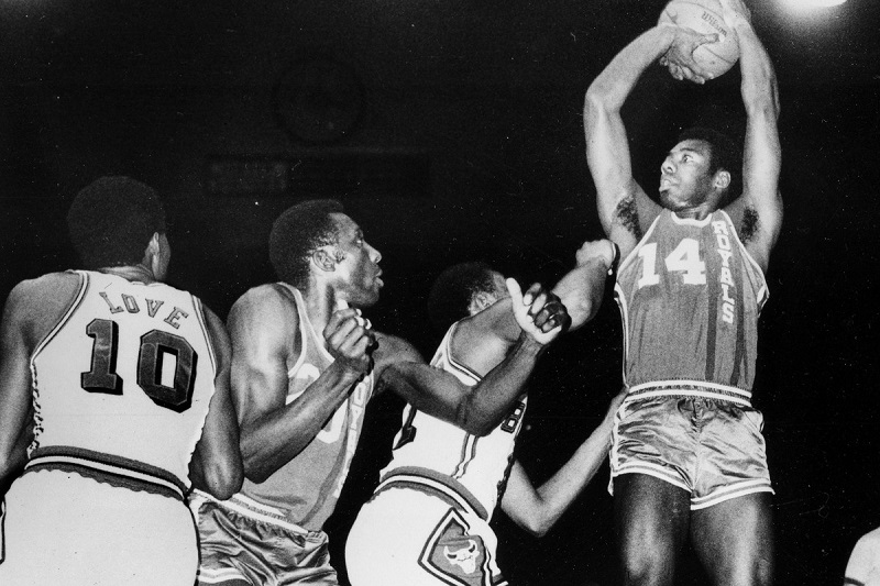 Oscar Robertson Big O NBA