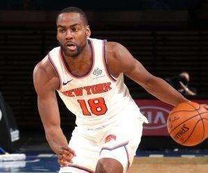 Alec Burks New York Knicks NY trade LA Lakers Sixers Magic Cavs