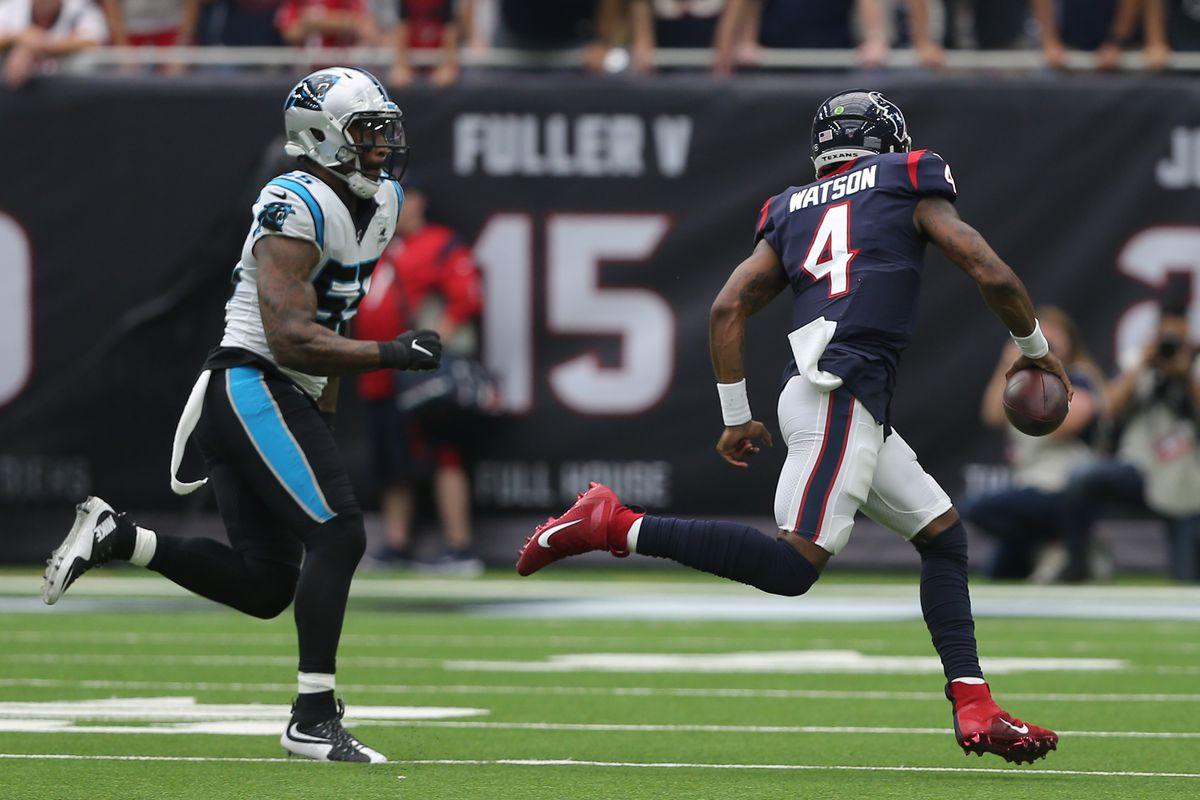 DeShaun Watson Trade Carolina Panthers