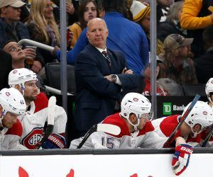 Claude Julien Montreal Canadiens