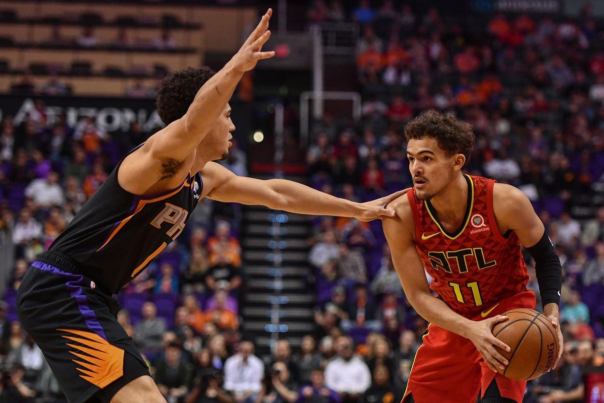 NBA All-Star Game Snub Snubbed Snubs Devin Booker Trae Young Domantas Sabonis