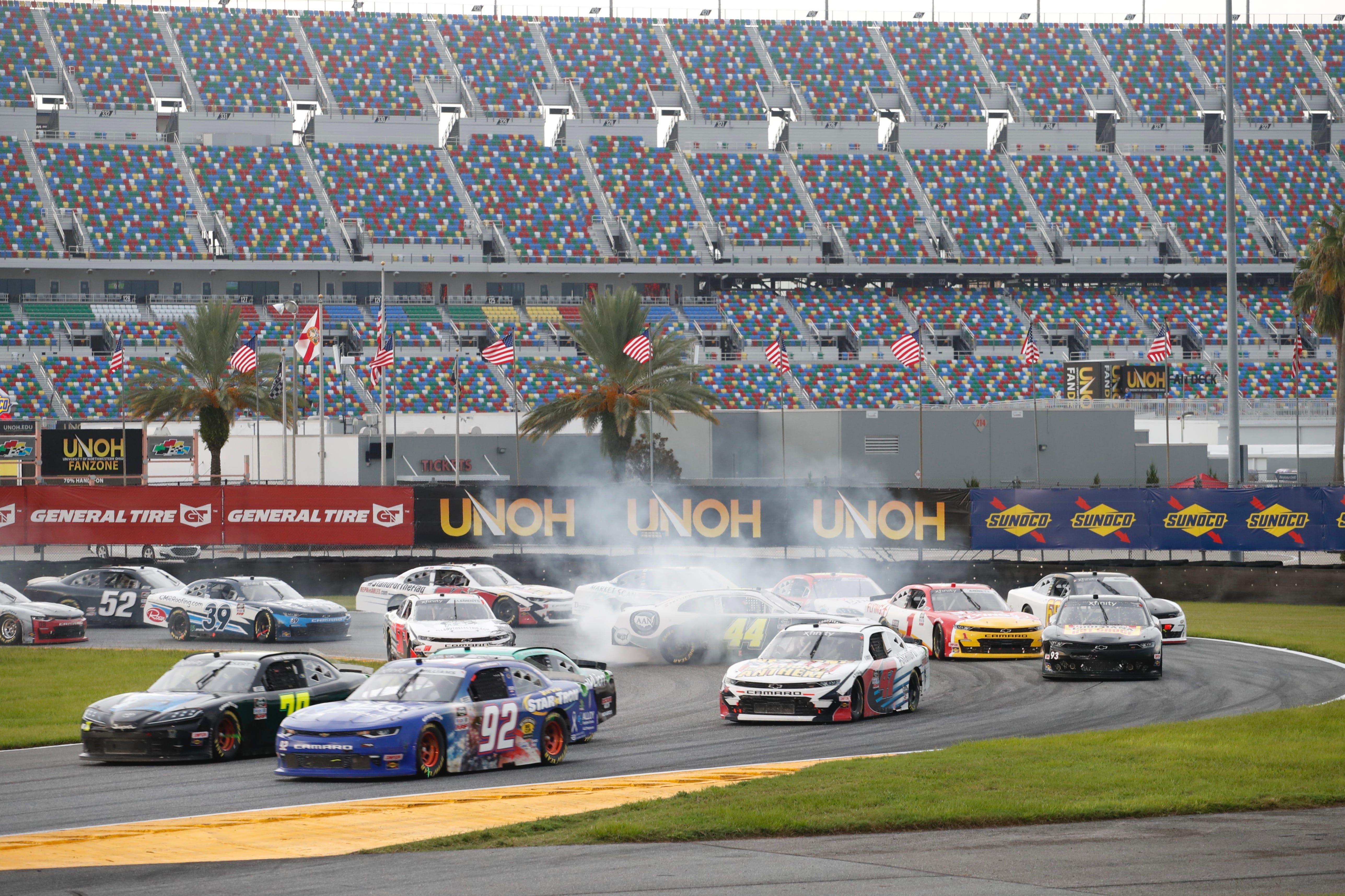 NASCAR odds O'Reilly Auto Parts 253
