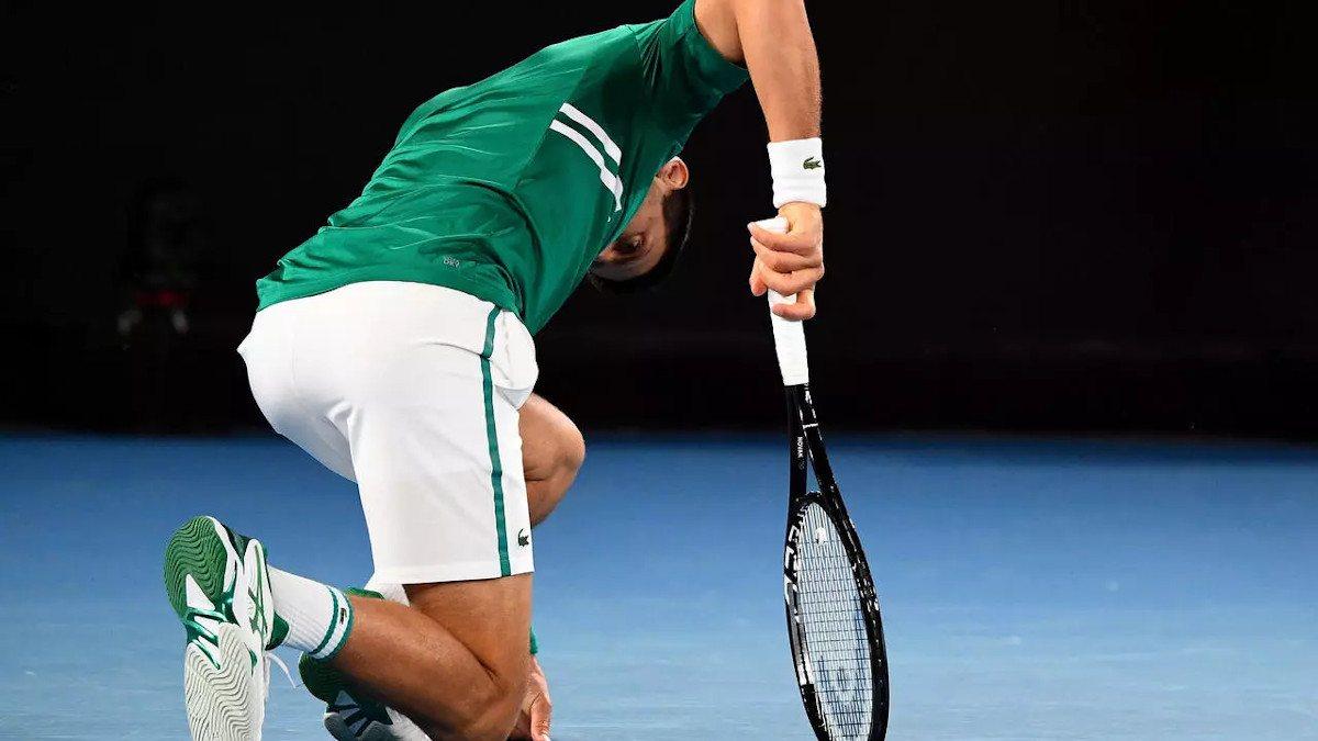 Australian open odds Djokovic