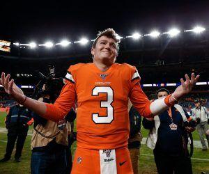 Denver Broncos Drew Lock QB Prop Bet Starting quarterback Sam Darnold Deshaun Watson