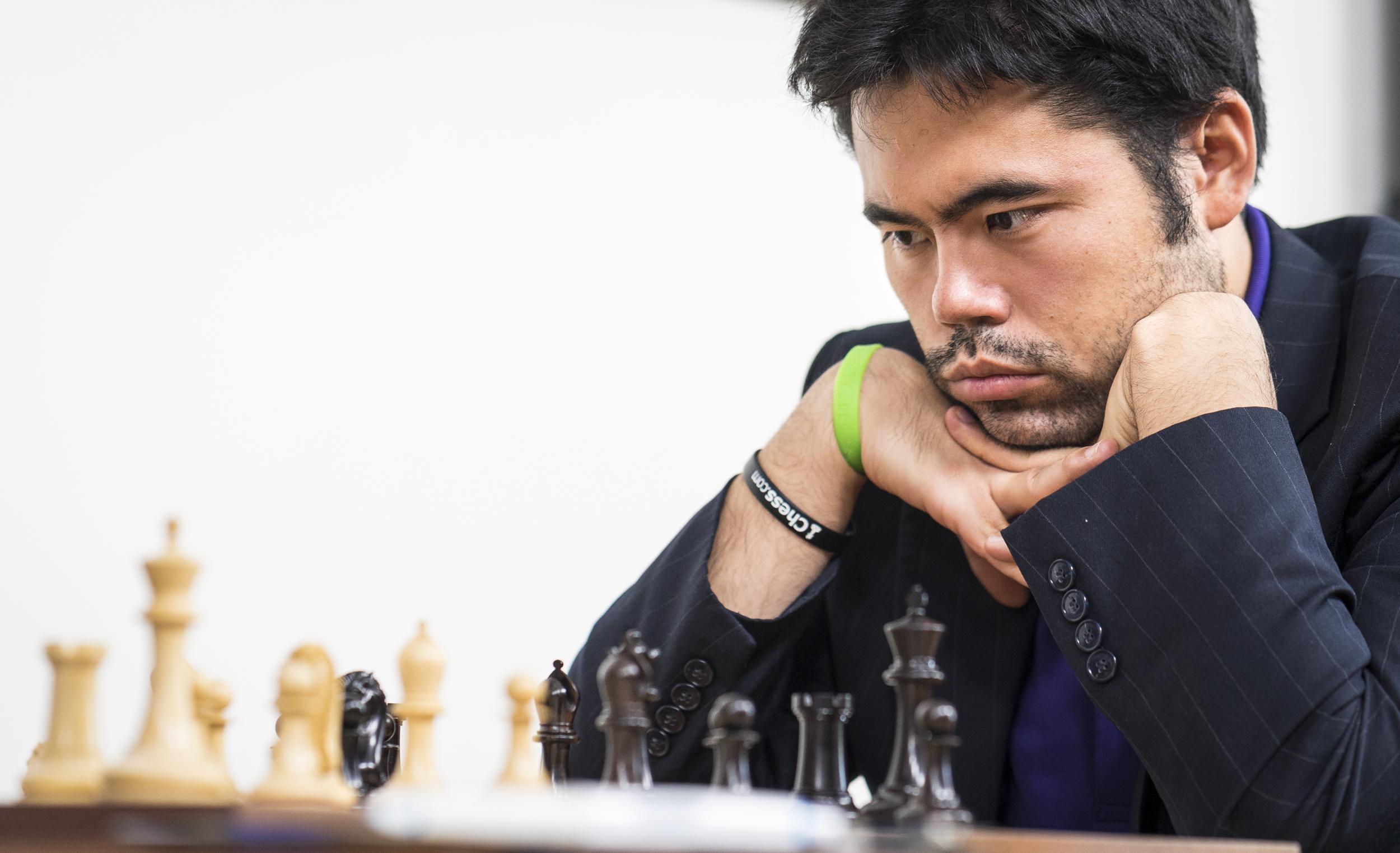 Opera Euro Rapid Nakamura Carlsen