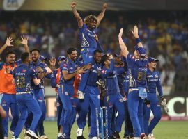 The Mumbai Indians beat the Chennai Super Kings in a stunning 2019 final. Disney now owns IPL streaming rights. (Image: Robert Cianflone/Getty)