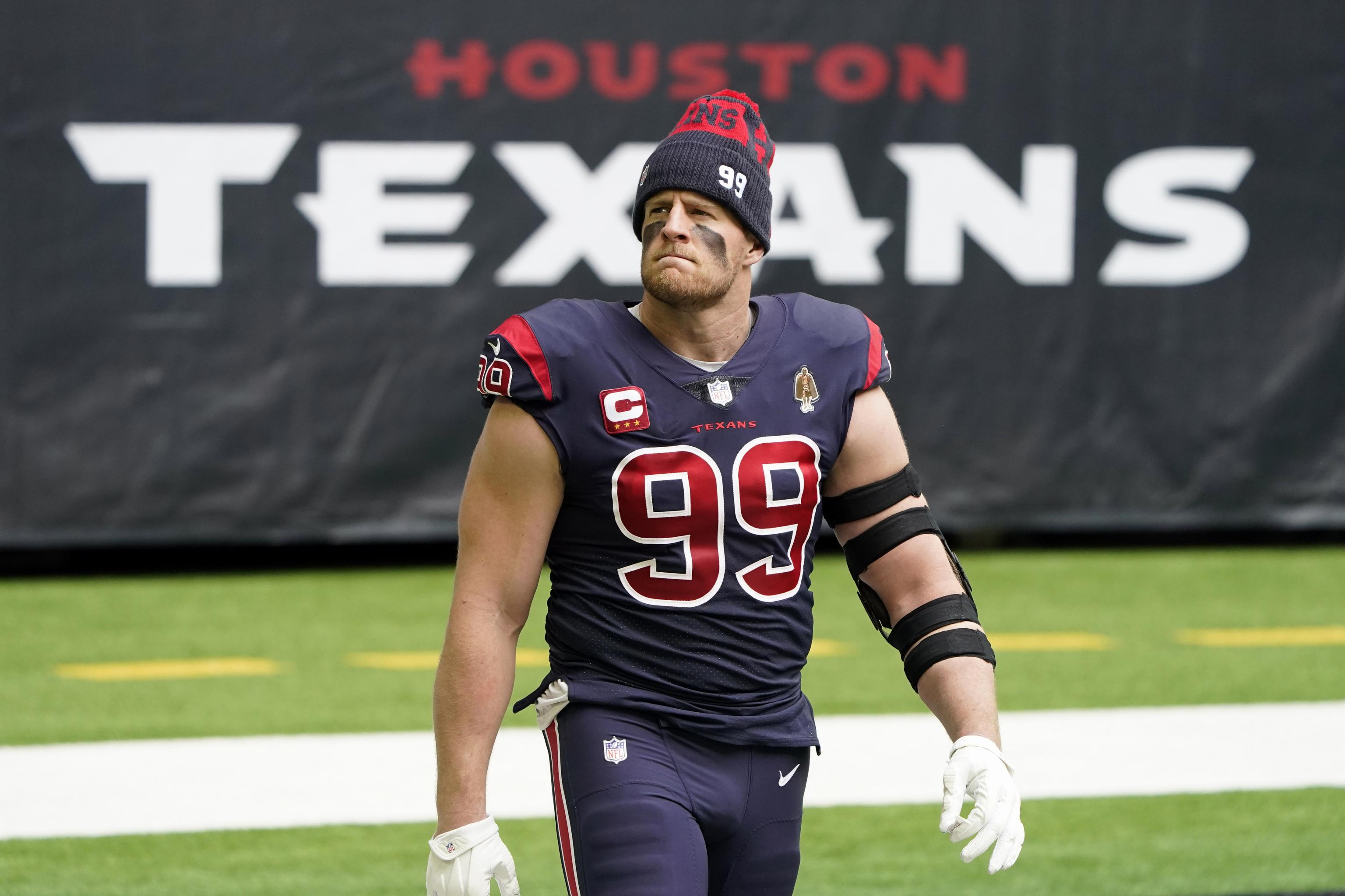 JJ Watt odds next team sign Pittsburgh Steelers Green Bay Packers New England Patriots
