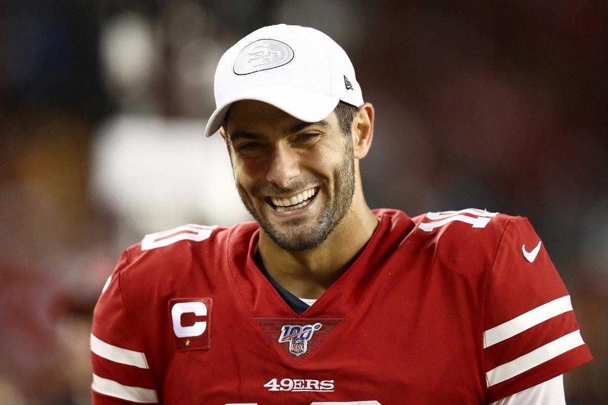 Jimmy G Prop Bet QB Where Will he play next season San Francisco 49ers Niners New England Patriots