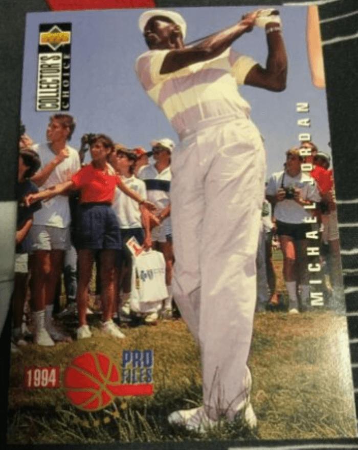 Jordan golf card
