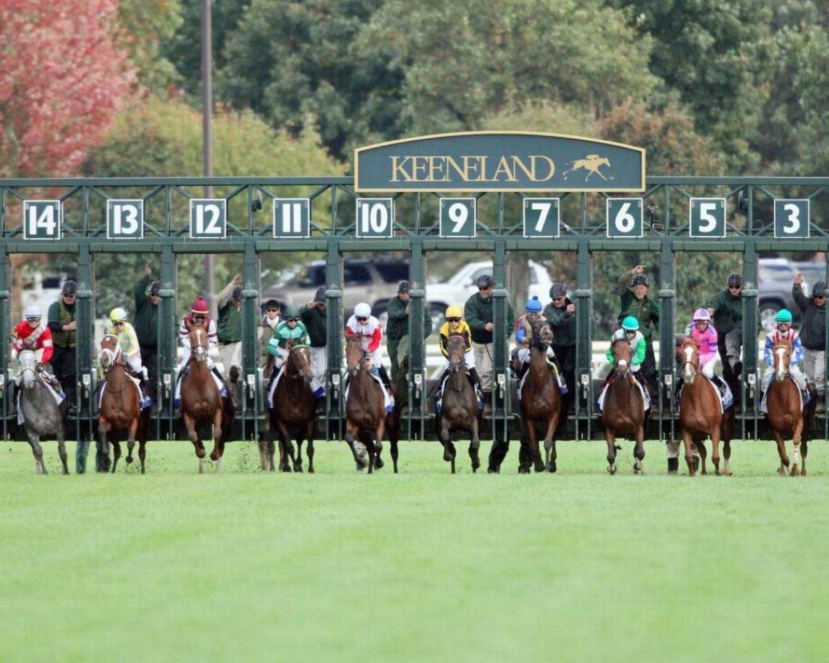 Keeneland Turf-Spring '21
