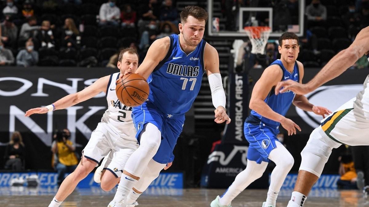 Luka Doncic Dallas Mavericks Losing Streak NBA Mavs