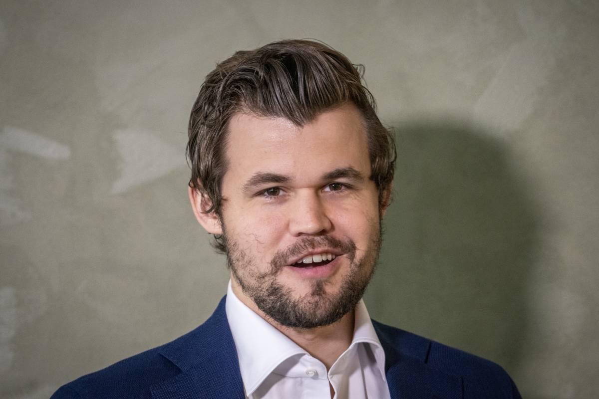 Opera Euro Rapid odds Magnus Carlsen