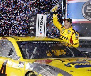 Michael McDowell Daytona 500