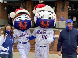 Steven and Alex Cohen used their Twitter accounts to interact with fans. The Mets owners, however, shut down his account after receiving threats in the wake of the GameStop saga. (Image: @MrMet)