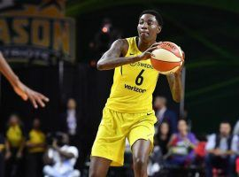 The Seattle Storm traded Natasha Howard to the New York Liberty, one of a flurry of high-profile WNBA trades on Wednesday. (Image: USATSI)