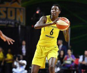 WNBA trades Seattle Storm