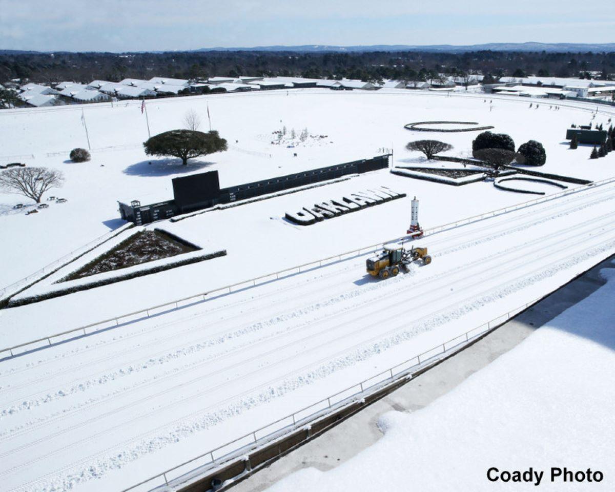 Oaklawn-Winter Rescheduling