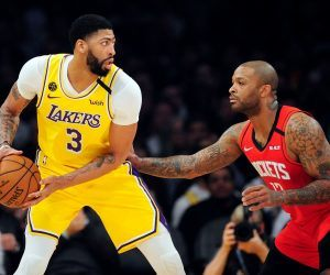 LA Lakers Trade Rumor Mo Bomba PJ Tucker Los Angeles Houston Rockets Orlando Magic