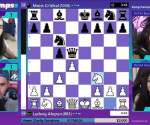 PogChamps 3 brackets Twitch chess