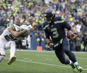 Russell WIlson trade Seattle Seahawks New Orleans Saints Chicago Bears Las Vegas Raiders Dallas Cowboys