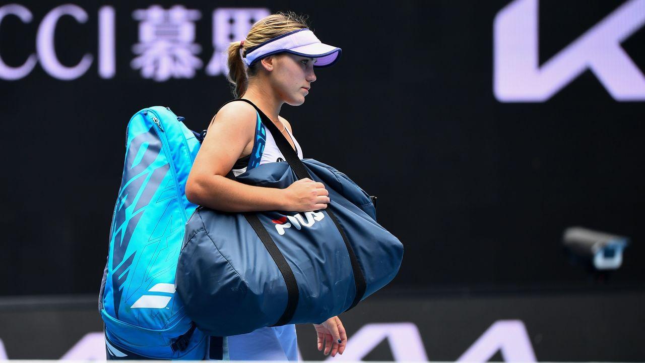 Australian Open odds Sofia Kenin