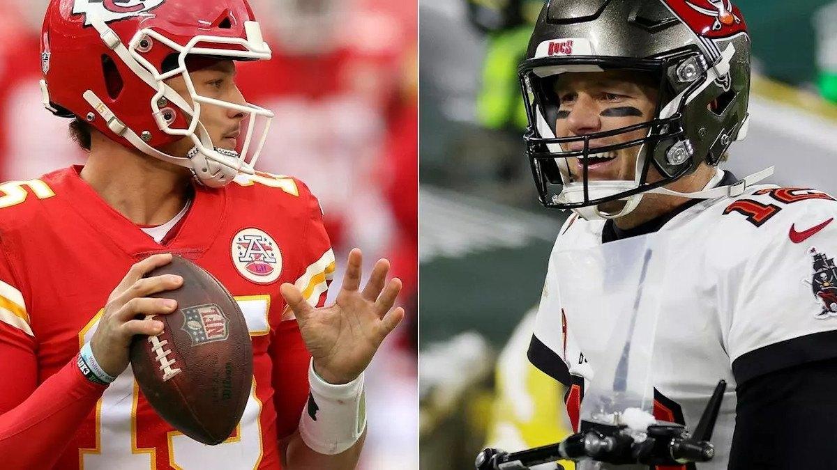 Super Bowl 55 odds