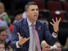 Ryan Saunders was the youngest head coach in the NBA at 32-years old when the Minnesota Timberwolves promoted him in 2019. (Image: Nam Y. Huh/AP)