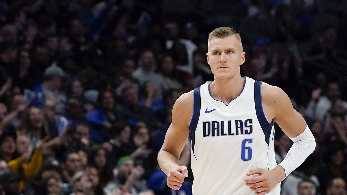 Kristaps Porzingis Unicorn Dallas Mavs trade Mavericks