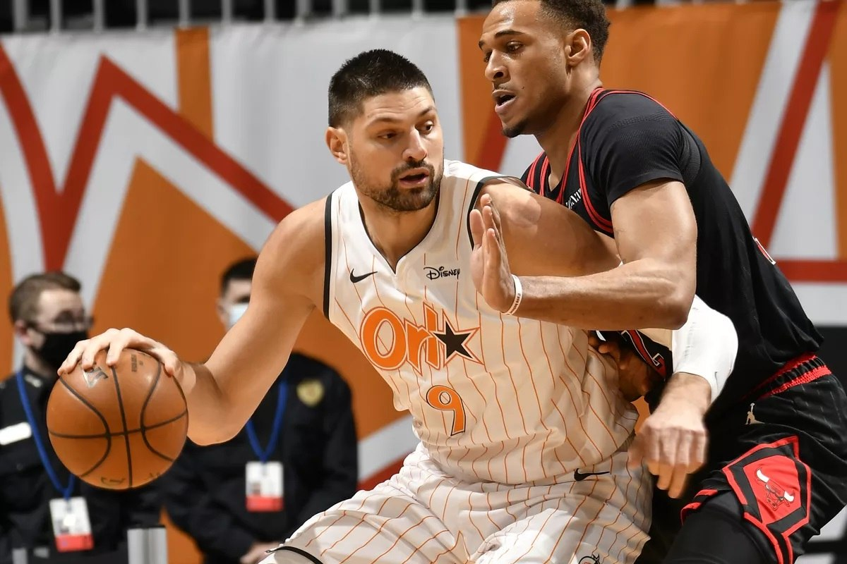 NBA High Guys Nikola Vucevic Jokic Curry Kelly Oubre Luka Doncic