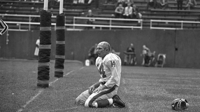 YA Tittle NY Giants 1964 QB
