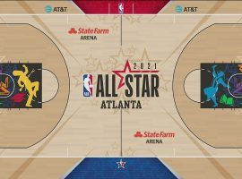 The court for the 2021 All-Star Game at the State Farm Arena in Atlanta will honor HBCU. (Image: 11Alive)
