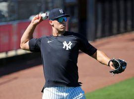 The New York Yankees are poised to win the AL East in 2021, provided Aaron Judge and others can remain healthy. (Image: Charles Wenzelberg/New York Post)