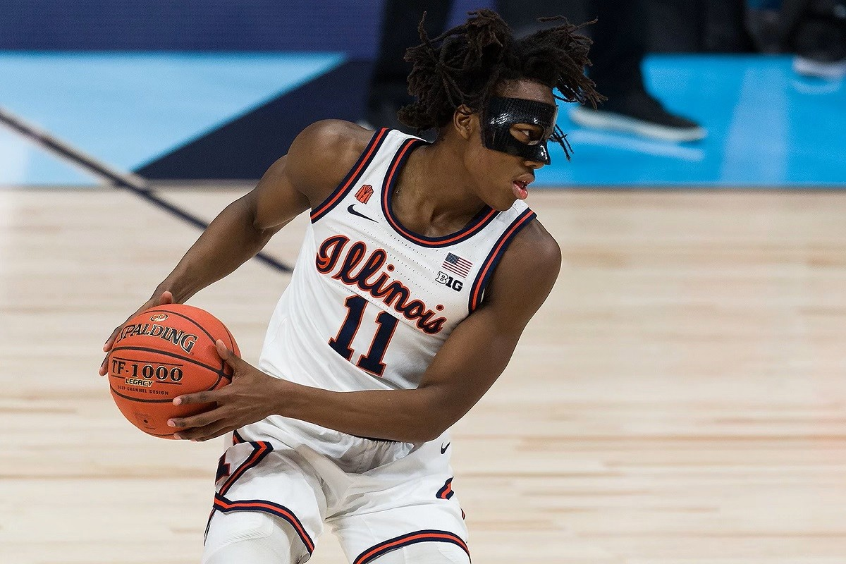 Ayo Dosunmu Illinois March Madness players to watch Bones Hyland Cameron Thomas Evan Mobley