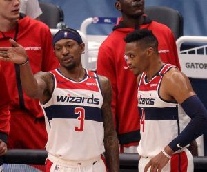 Washington Wizards winnign streak Bradley Beal Russell Westbrook