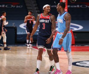 NBA Trade Rumors Bradley Beal Miami Heat John Wall Rockets Wizards