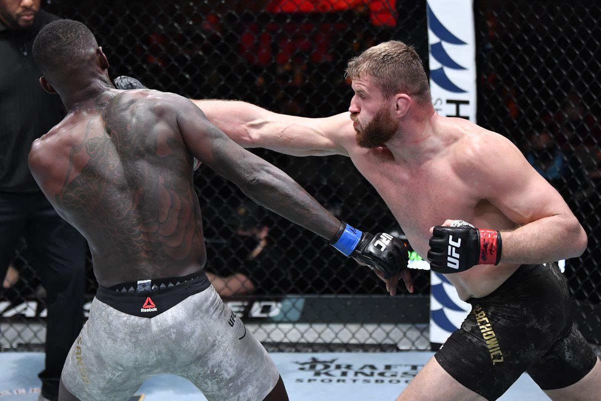 UFC 259 Blachowicz Adesnaya