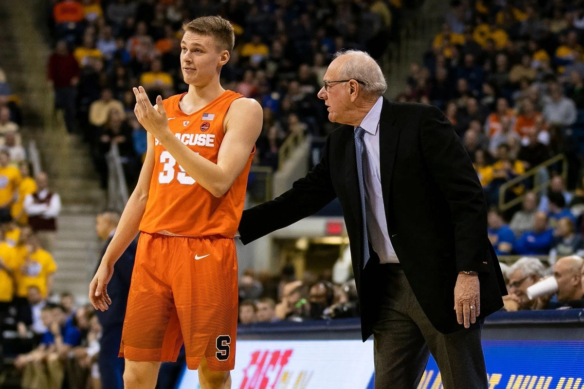 Buddy Jim Boeheim Syracuse son father Players to Watch March Madness Sweet 16