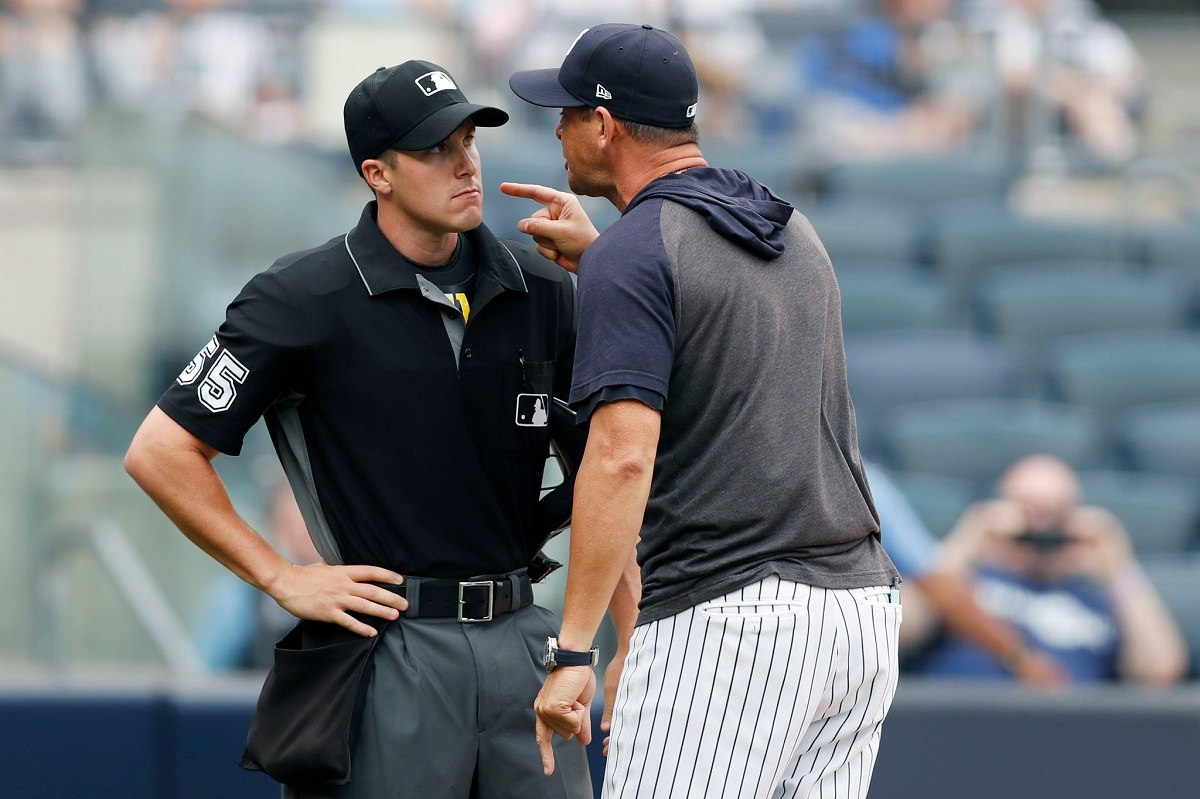 New York Yankees Aaron Boone Pacemaker Surgery