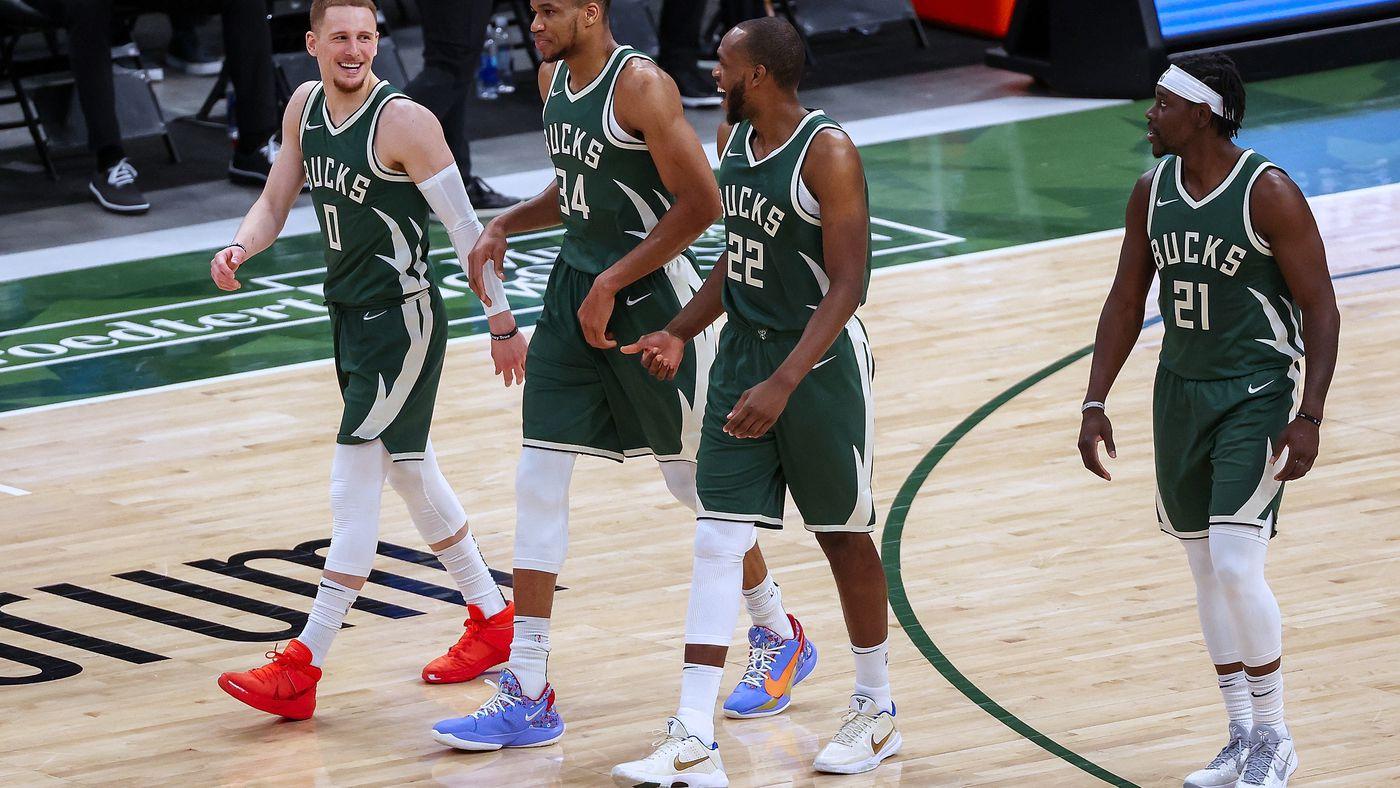 Milwaukee Bucks winning streak
