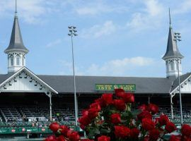 Churchill Downs plays host to more than the Kentucky Derby this spring. It's offering 40 stakes races worth a record $13.44 million in purses. (Image: Kentuckyderby.com/Churchill Downs)