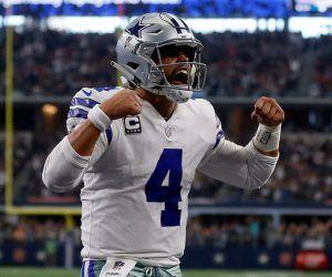 Dak Prescott Dallas Cowboys Signs $160 Million Contract