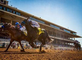 Del Mar opens its 2021 summer season July 17. The San Diego-area track offers 34 stakes races worth $6.75 million. (Image: Del Mar Thoroughbred Club)