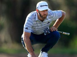 Dustin Johnson hasn't posted the best results at the Players Championship, but says he's confident heading into TPC Sawgrass this weekend. (Image: Getty)
