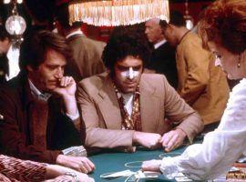 "Elliot Gould portraying action gambler Charlie Waters in Robert Altman's ""California Split"". (Image: Columbia Pictures)"