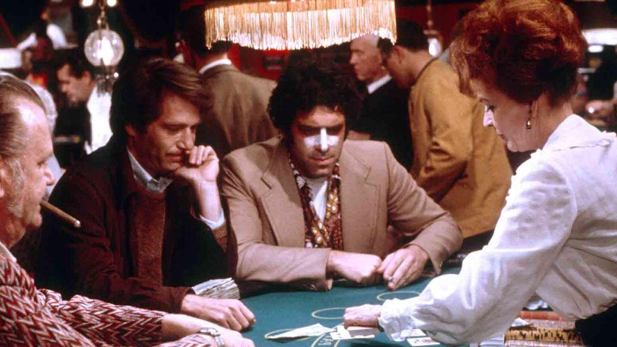 Elliot Gould George Segal California Split Robert Altman Judi Poker Movie Film